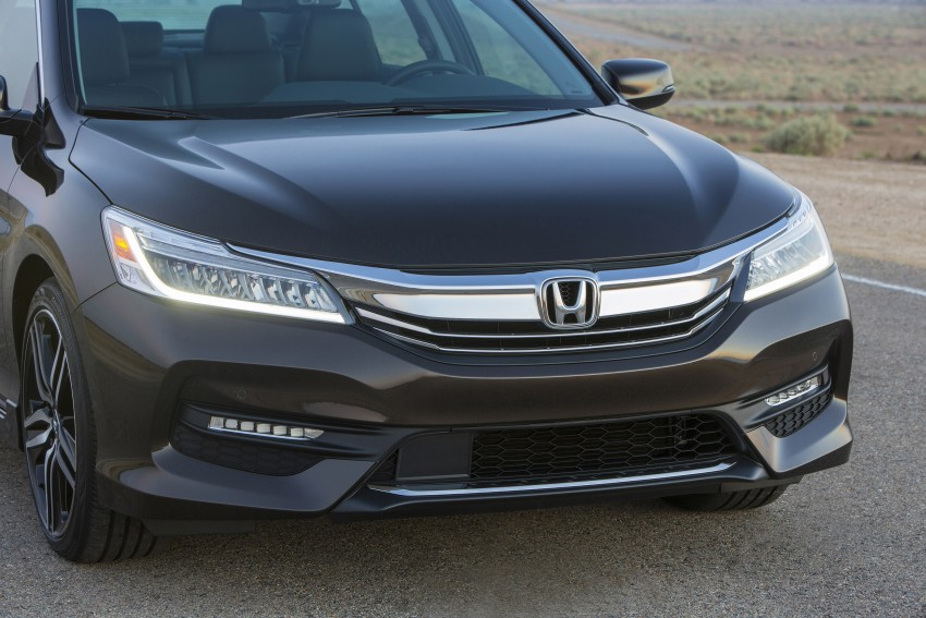 2016 Honda Accord facelift – sedan and coupe models fully revealed in new mega gallery Image #366033