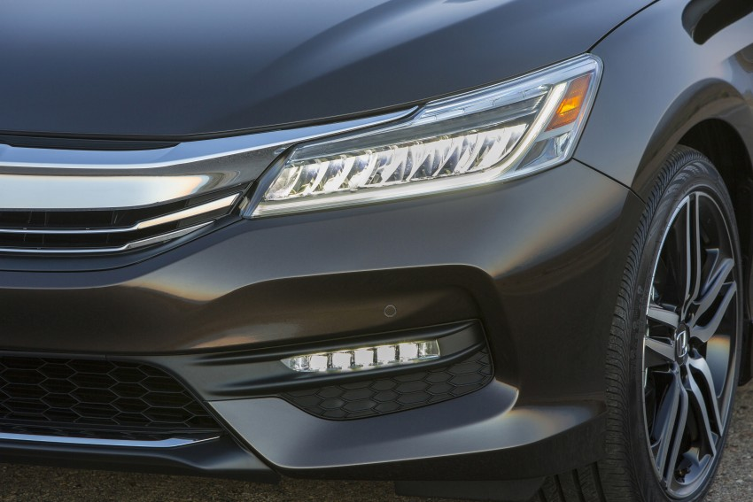 2016 Honda Accord facelift – sedan and coupe models fully revealed in new mega gallery Image #366035