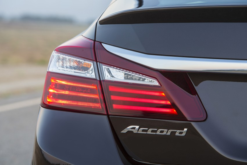 2016 Honda Accord facelift – sedan and coupe models fully revealed in new mega gallery Image #366038