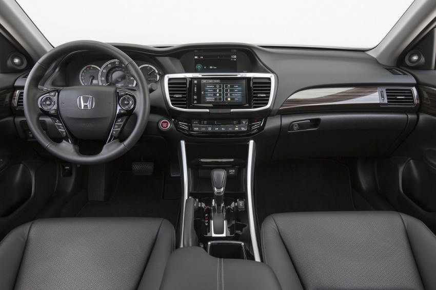2016 Honda Accord facelift – sedan and coupe models fully revealed in new mega gallery Image #366048