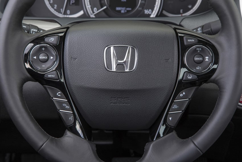 2016 Honda Accord facelift – sedan and coupe models fully revealed in new mega gallery Image #366055