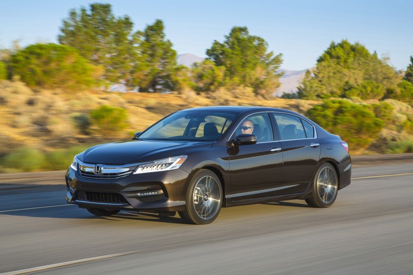 2016 Honda Accord facelift – sedan and coupe models fully revealed in new mega gallery Image #366073