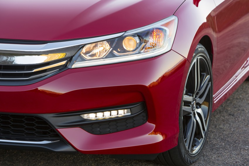 2016 Honda Accord facelift – sedan and coupe models fully revealed in new mega gallery Image #366091