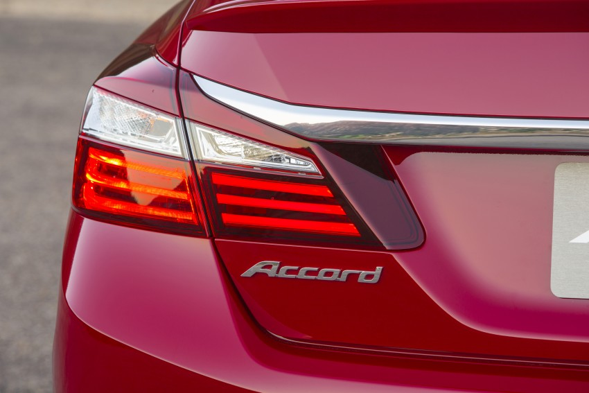 2016 Honda Accord facelift – sedan and coupe models fully revealed in new mega gallery Image #366094