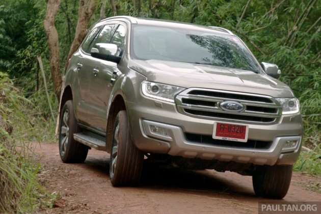 2015 Ford Everest 14