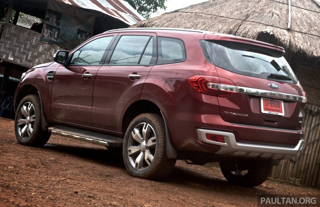2015 Ford Everest 16