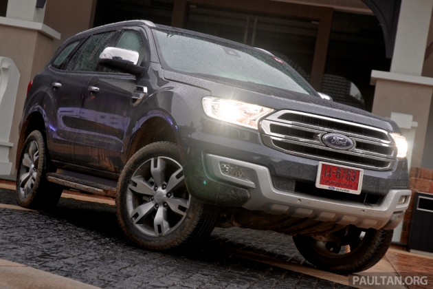 2015 Ford Everest 76