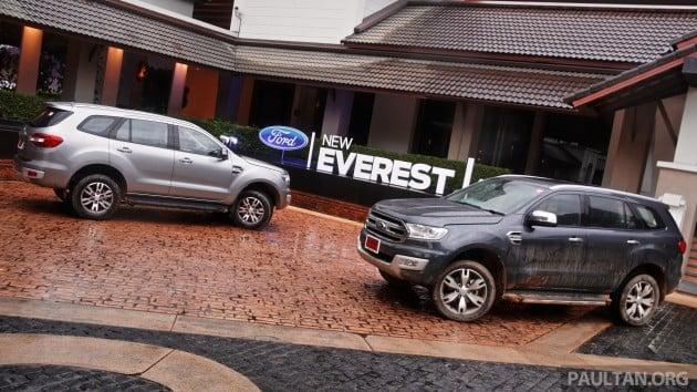 2015 Ford Everest 80