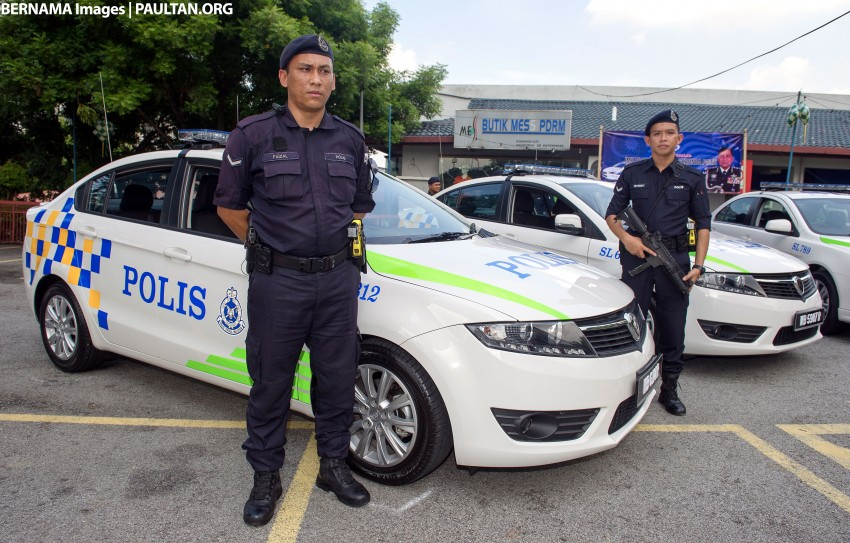 PDRM to receive 1,200 new patrol cars, new livery too Image #368260