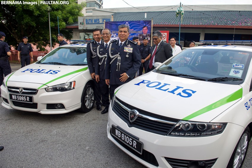 PDRM to receive 1,200 new patrol cars, new livery too Image #368268