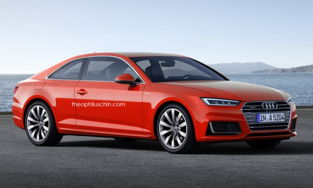 2017 Audi A5 Theophilus Chin 1