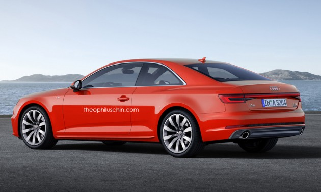 2017 Audi A5 Theophilus Chin 2