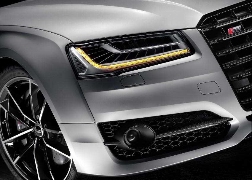 Audi S8 plus – 605 hp, 3.8 sec, 305 km/h transporter Image #364553