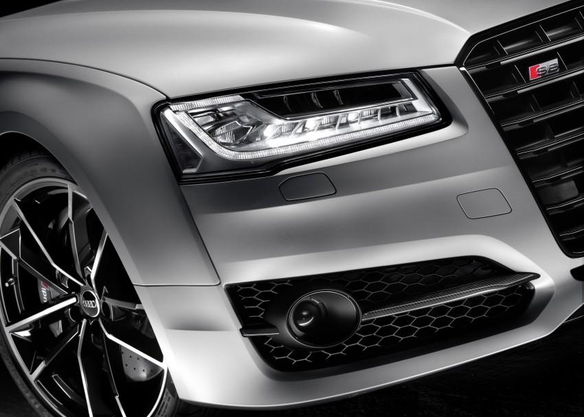 Audi S8 plus – 605 hp, 3.8 sec, 305 km/h transporter Image #364555
