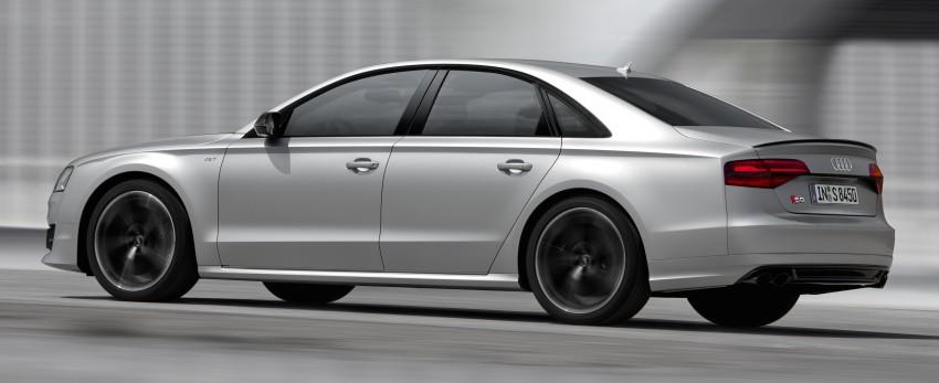Audi S8 plus – 605 hp, 3.8 sec, 305 km/h transporter Image #364559