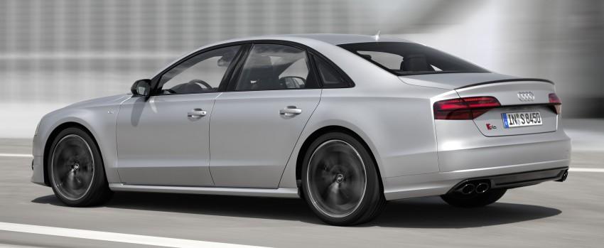 Audi S8 plus – 605 hp, 3.8 sec, 305 km/h transporter Image #364562