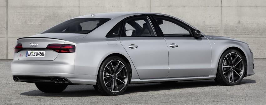 Audi S8 plus – 605 hp, 3.8 sec, 305 km/h transporter Image #364568