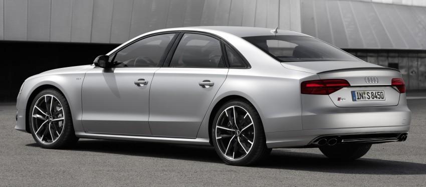 Audi S8 plus – 605 hp, 3.8 sec, 305 km/h transporter Image #364570