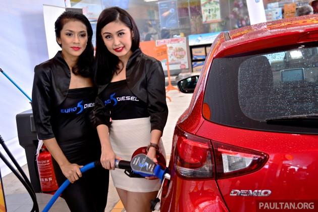 BHPetrol Infiniti Euro 5 Diesel 1
