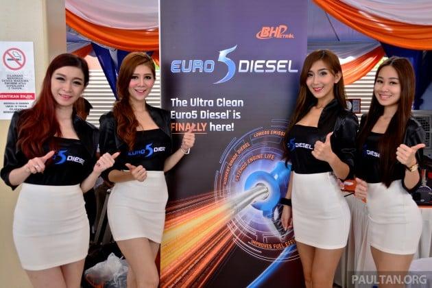 BHPetrol Infiniti Euro 5 Diesel 3
