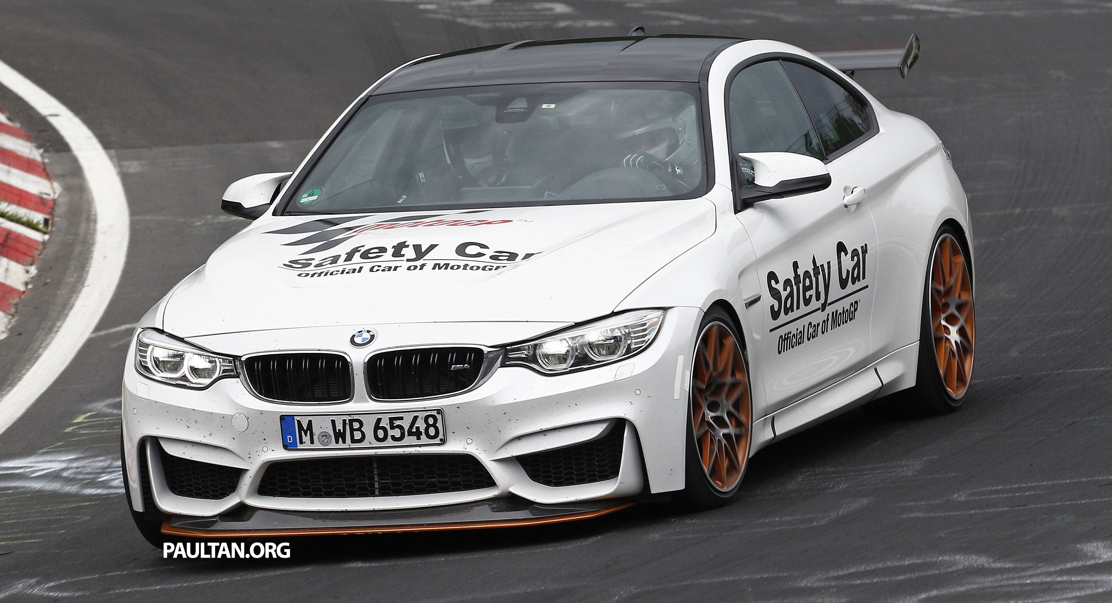 spied bmw m4 gts spotted testing at nurburgring. Black Bedroom Furniture Sets. Home Design Ideas