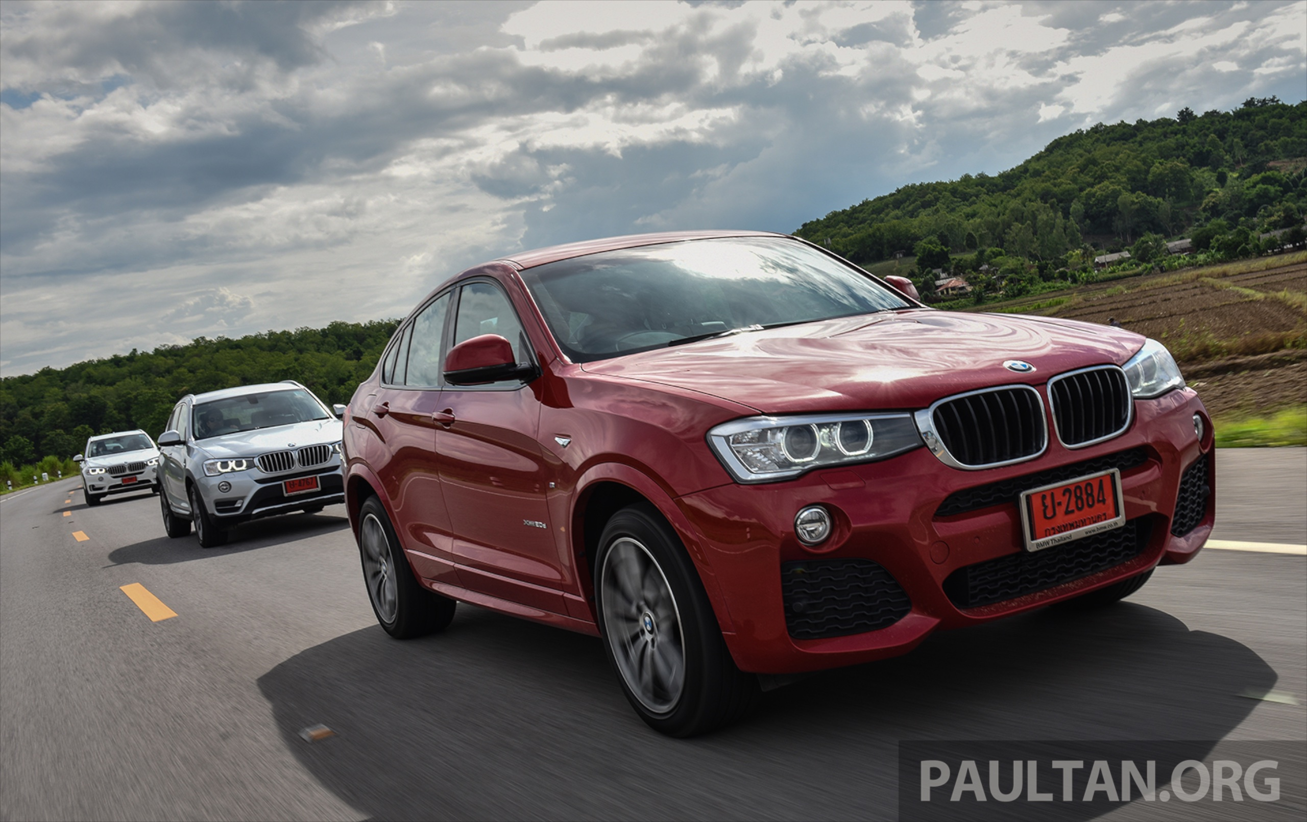 Driven Bmw X Models Revisited X3 X4 X5 And X6 Paul