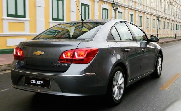 Amazing New  Chevrolet Cruze