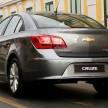 Chevrolet Cruze LTZ_R3Q Static_full resolution