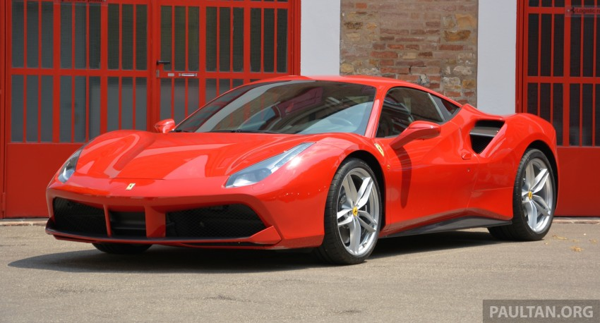 DRIVEN: Ferrari 488 GTB – blown away in Maranello Image #367898