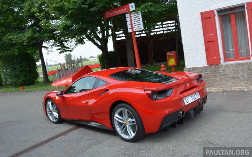DRIVEN: Ferrari 488 GTB – blown away in Maranello Image #367911