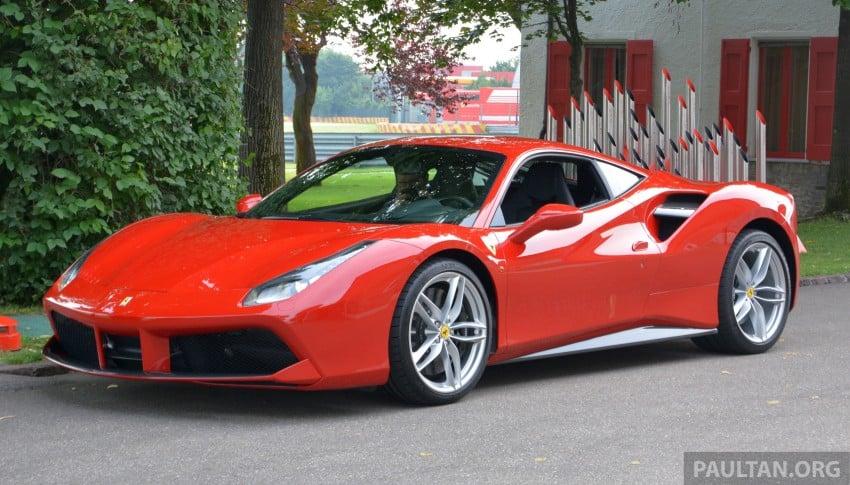 DRIVEN: Ferrari 488 GTB – blown away in Maranello Image #367912