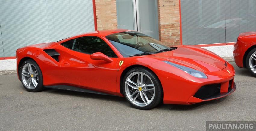 DRIVEN: Ferrari 488 GTB – blown away in Maranello Image #367899