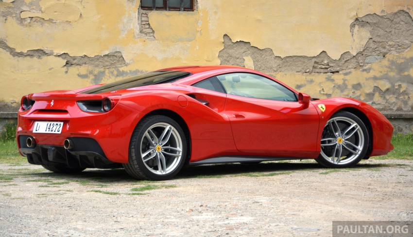 DRIVEN: Ferrari 488 GTB – blown away in Maranello Image #367922