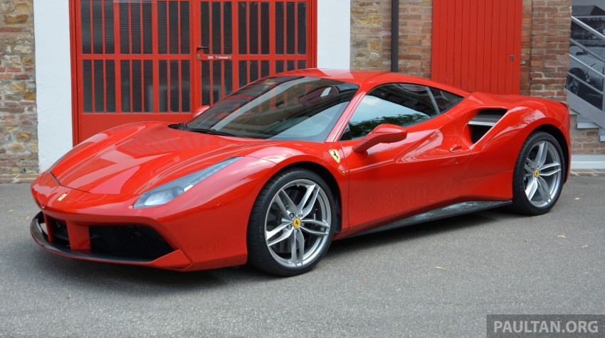 DRIVEN: Ferrari 488 GTB – blown away in Maranello Image #367923