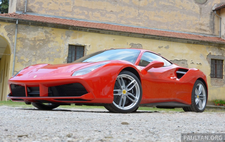 DRIVEN: Ferrari 488 GTB – blown away in Maranello Image #367924