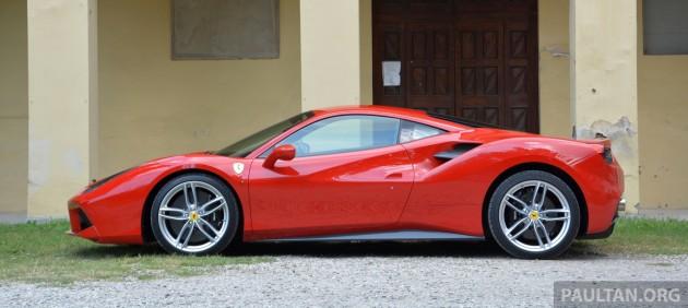 Ferrari 488 GTB Maranello 30