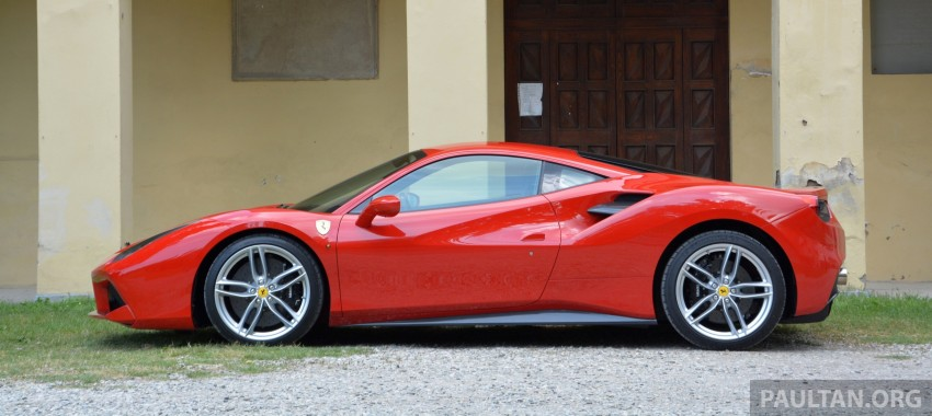 DRIVEN: Ferrari 488 GTB – blown away in Maranello Image #367927