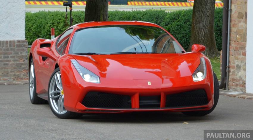 DRIVEN: Ferrari 488 GTB – blown away in Maranello Image #367932