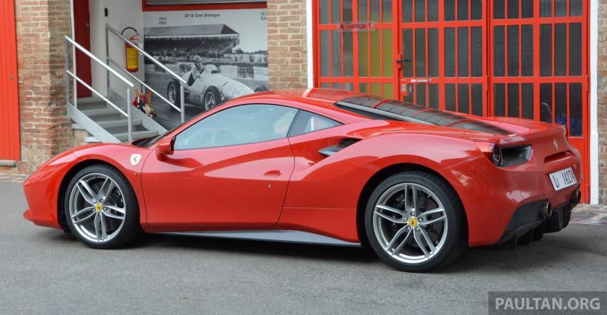 DRIVEN: Ferrari 488 GTB – blown away in Maranello Image #367933