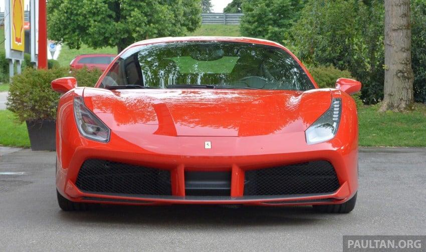 DRIVEN: Ferrari 488 GTB – blown away in Maranello Image #367935