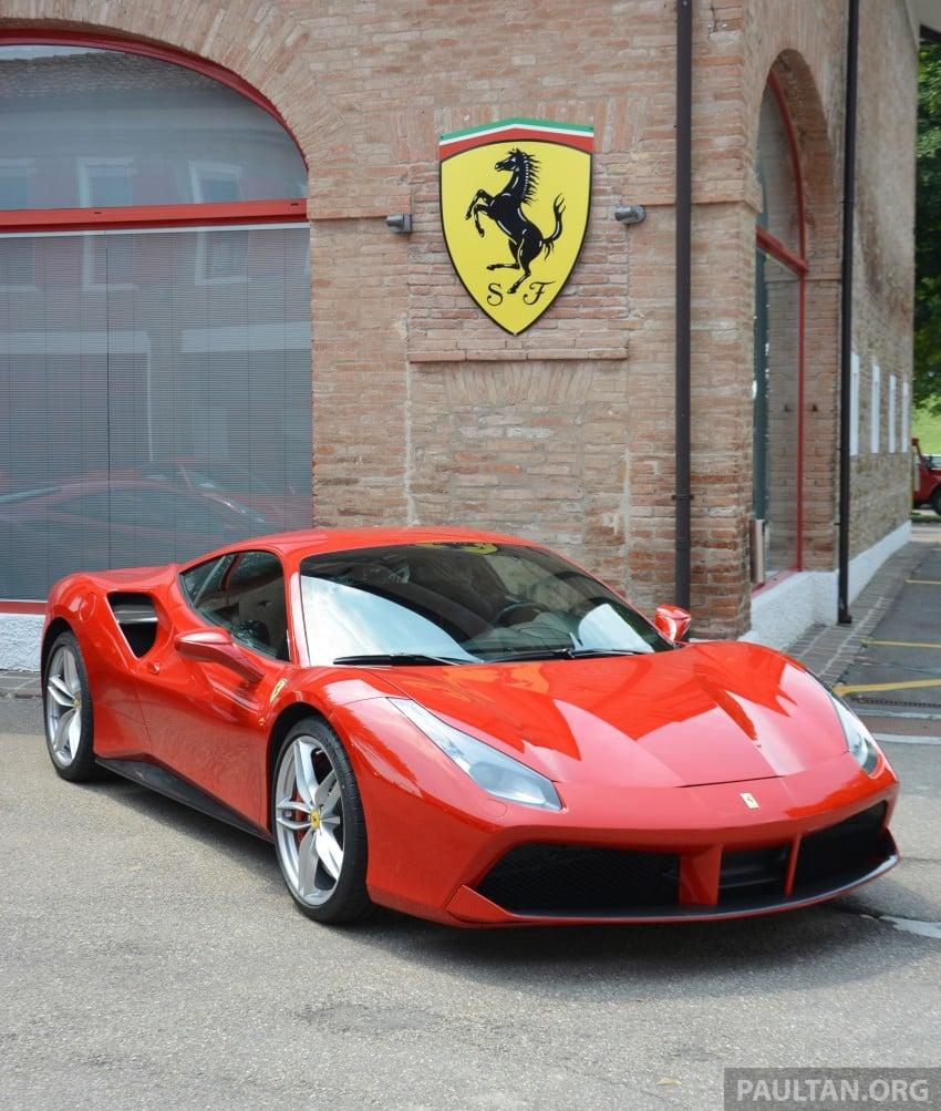 DRIVEN: Ferrari 488 GTB – blown away in Maranello Image #367901