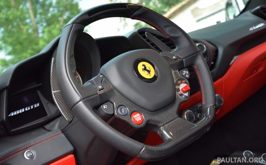 DRIVEN: Ferrari 488 GTB – blown away in Maranello Image #367940
