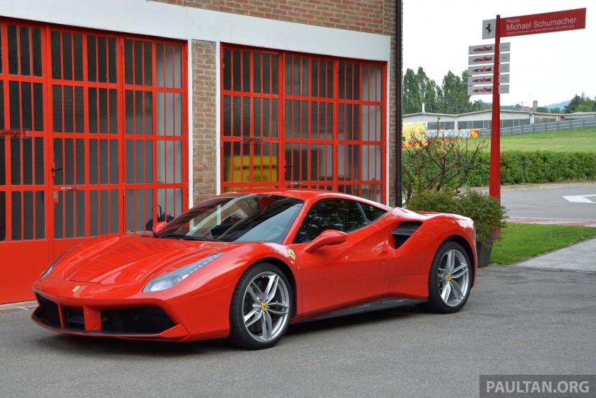 DRIVEN: Ferrari 488 GTB – blown away in Maranello Image #367902