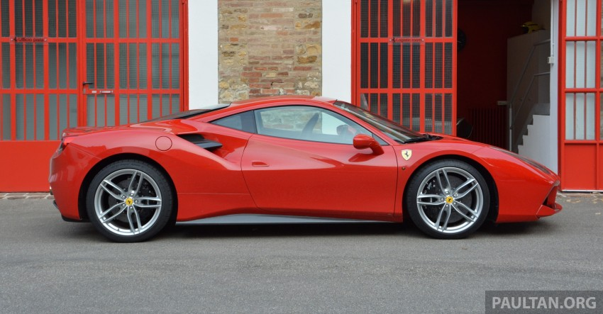 DRIVEN: Ferrari 488 GTB – blown away in Maranello Image #367887