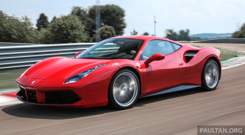 DRIVEN: Ferrari 488 GTB – blown away in Maranello Image #367888