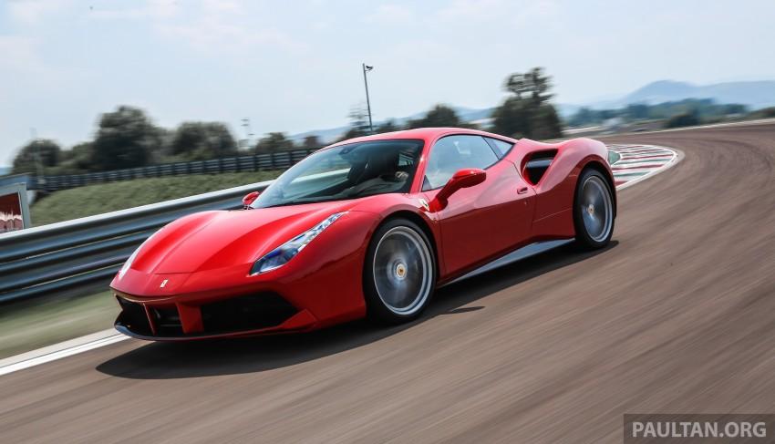 DRIVEN: Ferrari 488 GTB – blown away in Maranello Image #367889