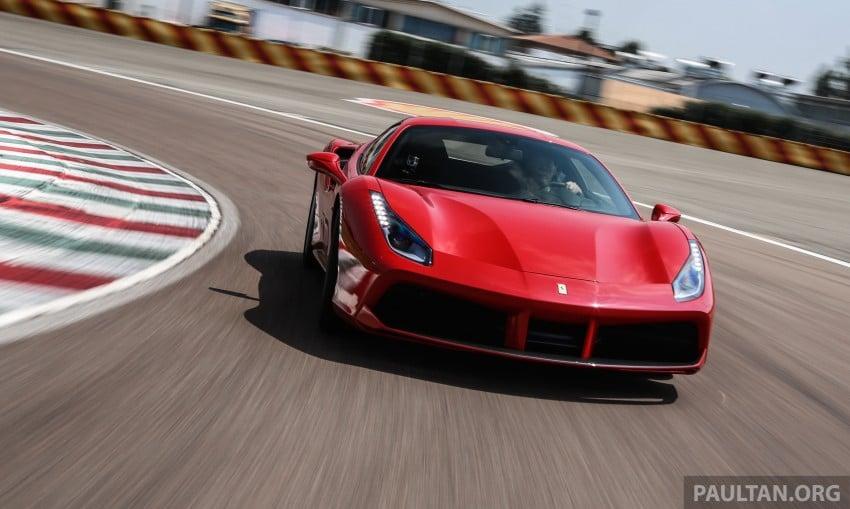 DRIVEN: Ferrari 488 GTB – blown away in Maranello Image #367890