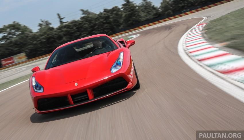 DRIVEN: Ferrari 488 GTB – blown away in Maranello Image #367892