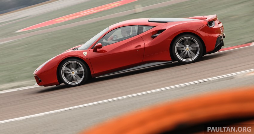 DRIVEN: Ferrari 488 GTB – blown away in Maranello Image #367893