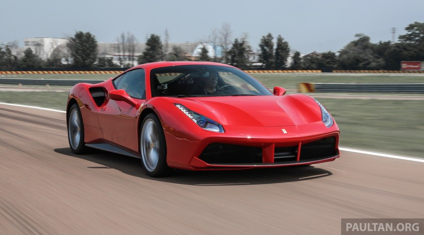 DRIVEN: Ferrari 488 GTB – blown away in Maranello Image #367894
